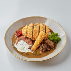 Giant curry